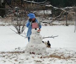 9_have_truman_pee_on_snowman