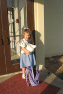 First_day_of_prek_waiting_for_school_to_